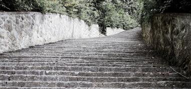 mauthausen escalera