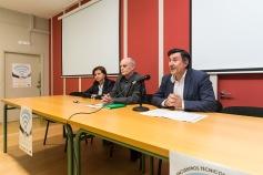 El consejero de Educación, Cultura y Deporte en funciones, Francisco Fernández Mañanes, inaugura los Envuentro Tecnicos de la Industria 4.0 12 de junio de 2019 © Raúl Lucio